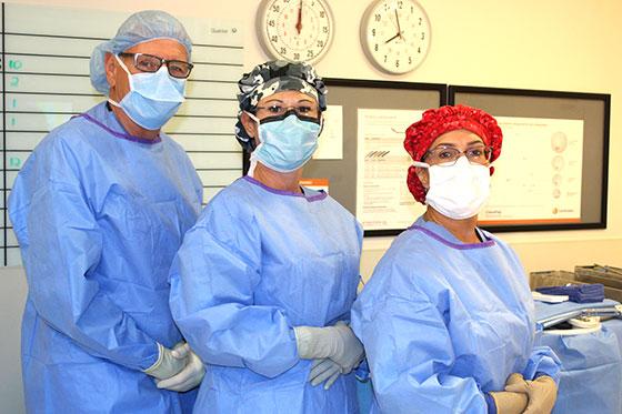 Sacramento Bariatrics Surgical Team